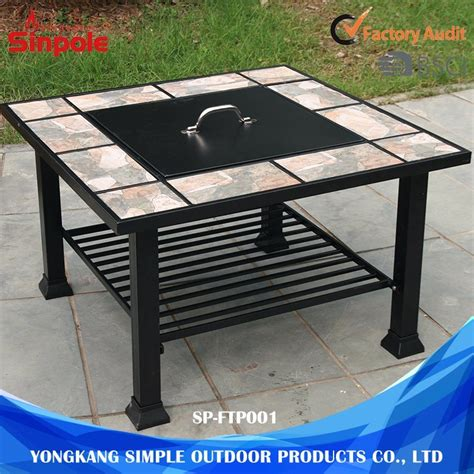 china multifunctional stainless steel outdoor janpenes