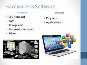Hardware Vs  Software - Computer Basics