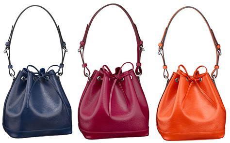 rainbow  louis vuitton epi leather colors purseblog