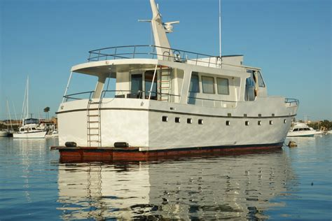 62 engine range trawler boat for sale from usa