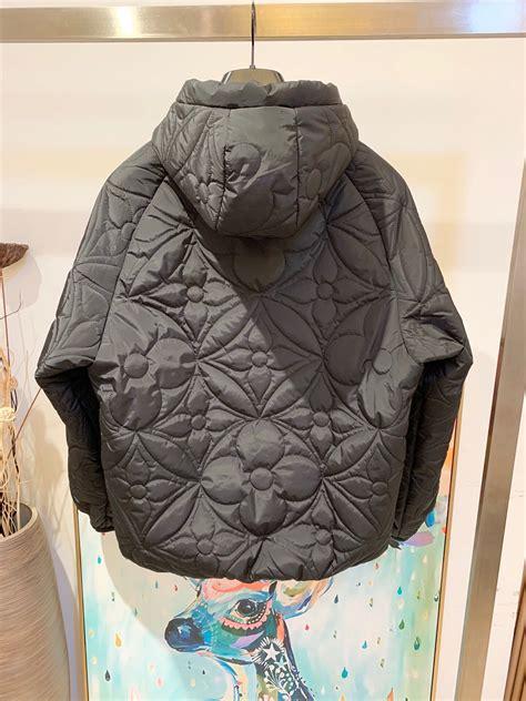 louis vuitton reversible monogram puffer jacket billionairemart