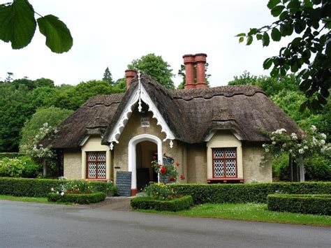 Ireland Cottage by Ireland Cottage In Killarney National Park Pixdaus