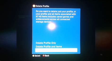 How To Delete A Profile On Xbox 360 Question Defense
