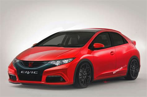 Honda's New Civic Type R Will Most Likely Use A