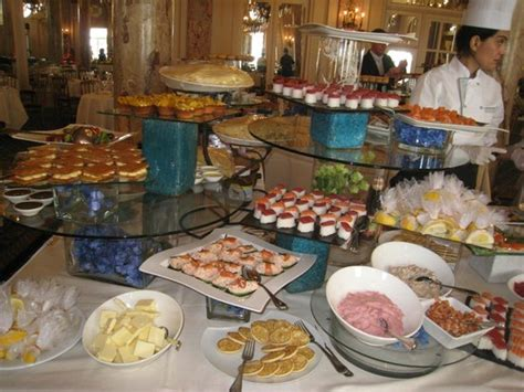 prix d une chambre au carlton cannes buffet photo de intercontinental carlton cannes cannes