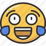 Premium Icon Laughing Icons Riendo Icono Soft