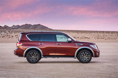 new nissan 2017 2017 nissan armada reviews and rating motor trend