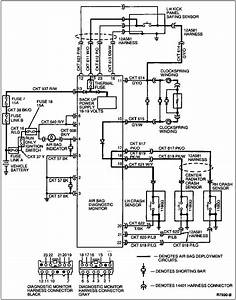 93 Mustang Air Bag Wiring Diagram