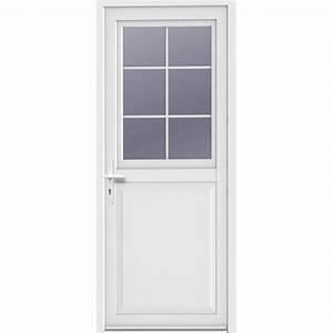 porte d entree alu leroy merlin 1 porte fenetre pvc With porte d entrée alu avec walk meuble de salle de bain
