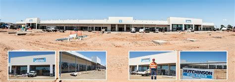 Helix Micro Rebar Australasia Pty Ltd Shopping Centre uses