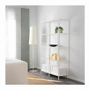 Ikea Regal Weiß Metall : vittsj regal wei glas ikea sch n und n tzlich pinterest regal ikea und regal weiss ~ Markanthonyermac.com Haus und Dekorationen