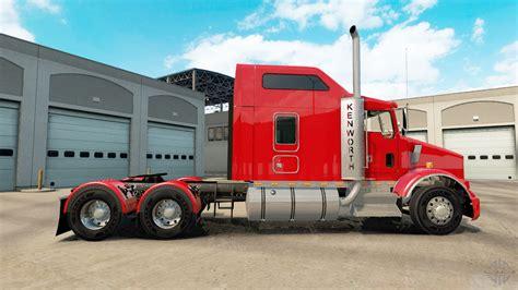 american truck kenworth kenworth t800 for american truck simulator