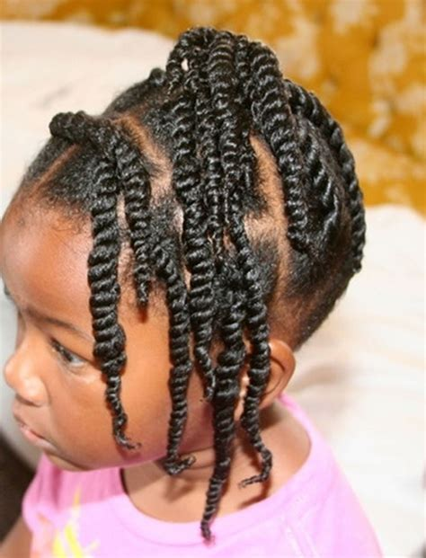 64 Cool Braided Hairstyles for Little Black Girls (2020