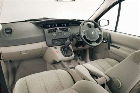 renault scenic 2005 interior renault 39 s all new scénic ii arrives in australia next