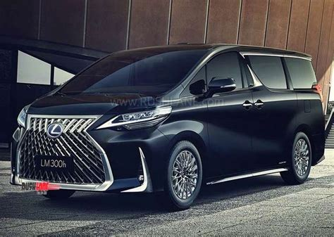toyota alphard based lexus lm ultra luxurious mpv debuts