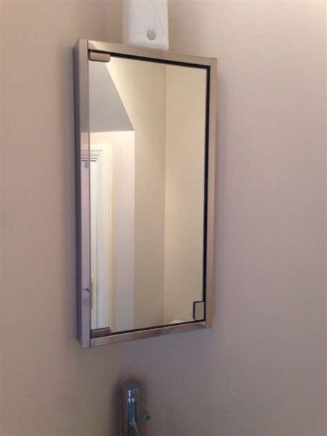 Bathroom Mirrors Glasgow by Corner Bathroom Mirror From Next In Gartcosh Glasgow