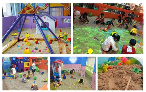 indoor play equipment is various and renewing for 935 | Sandpit