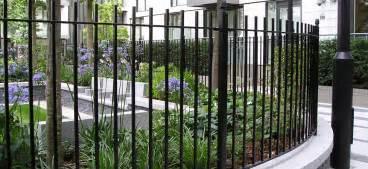 The Urban Balcony by Metal Railings Metal Gates Amp Pedestrian Guardrail