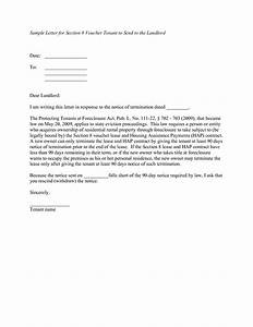 best photos of notification letter to tenant template With giving tenants notice to vacate letter