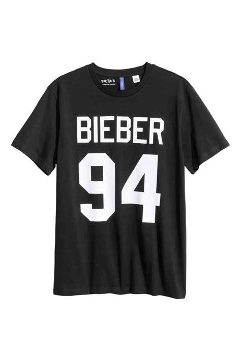 Image - H&M Bieber 94 shirt.jpg   Justin Bieber Wiki