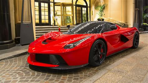 Ferrari Laferrari Luxury Supercar Wallpapers