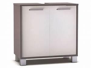 Refrigerateur 80 Cm De Large : meuble sous lavabo 2 portes tha s vente de meuble et ~ Dailycaller-alerts.com Idées de Décoration