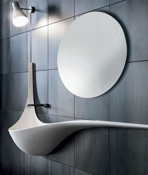 Luxe Designer Corner Bathroom Cabinet by Wing Basin By Falper Simple By Design