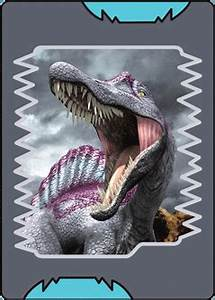 Image - SPINOSAURUS.png   Dinosaurkingcardscollection ...