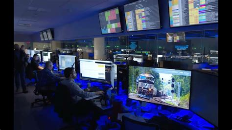 central intelligence  unified network operations center