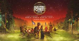Everyone Orchestra Reveals Lineups For 2018 Electric Forest