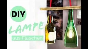 Hängelampe Selber Machen : h ngelampe aus flaschen selber machen flaschenlampe industrial f r die decke youtube ~ Markanthonyermac.com Haus und Dekorationen