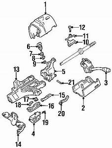 1997 Ford F 150 Steering Column Diagram