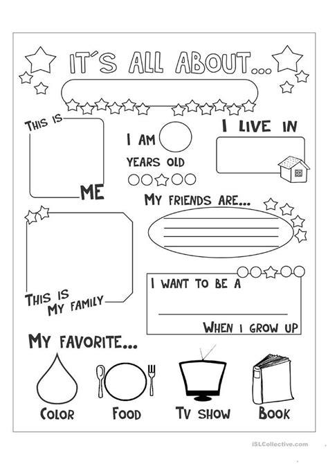 kindergarten worksheet  kids english schematic