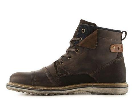 Bullboxer Winter Casual Heren Boots Donker Bruin