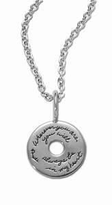 bb becker inspirational jewelry wherever pendant