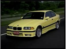 MotorWeek Retro Review '94 BMW E36 318i Vert & M3 YouTube