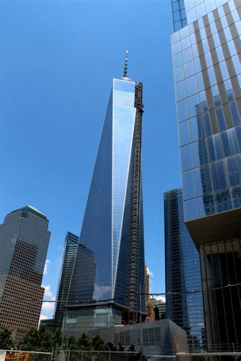 World Trade Center Building Usa Guided Tours