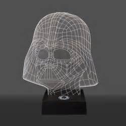 Lampe Star Wars : une lampe star wars dark vador holographique acrylique une id e de cadeau brillante sur rapid ~ Orissabook.com Haus und Dekorationen