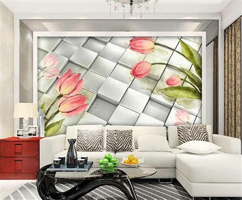 koleksi  wallpaper rumah  nampak real