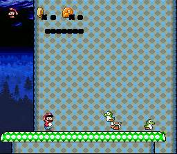 Original Super Mario World Sprites Reveal an Early Version ...