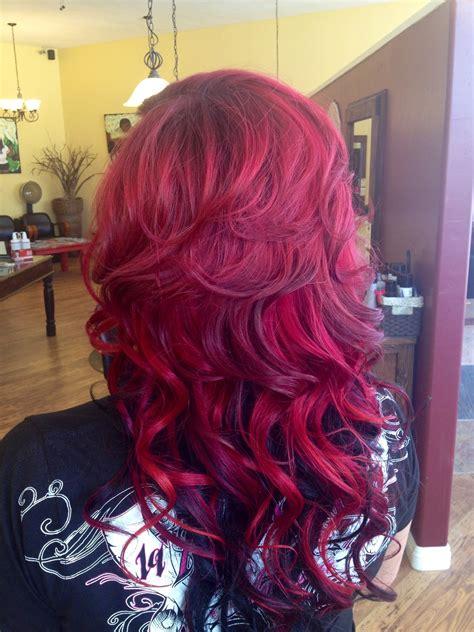 Magenta Hair Colors Magenta Hair And Magenta On Pinterest
