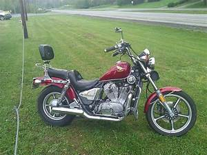 1987 Honda Shadow Pic