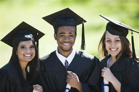 study record high school graduation rate  track