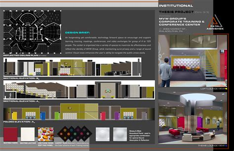 lovely interior architecture portfolio examples