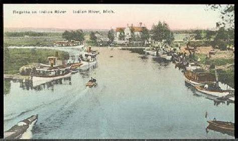 inland waterway water trail michigan water trails