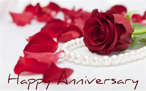 happy marriage anniversary wishes rose hd wallpapers rocks