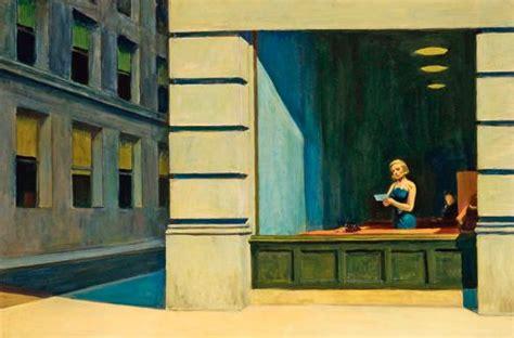 chambre à york edward hopper edward hopper en cinq tableaux choisis