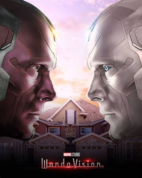 Vision Stand-off by rahalarts on DeviantArt in 2021 ...