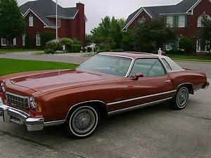 1975 Chevrolet Monte Carlo For Sale Madison  Alabama