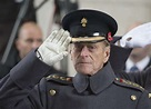 Remembrance Day: Prince Philip remembers the dead of World ...